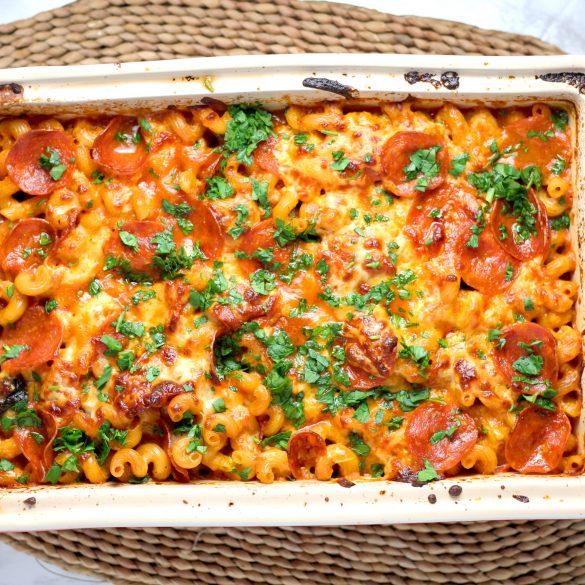 Ovenschotel pasta